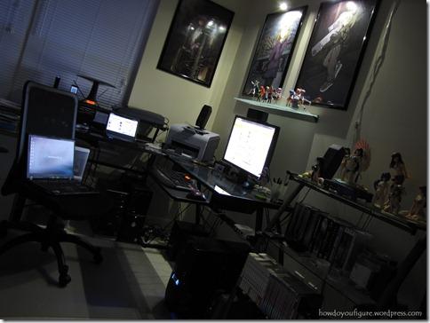 Otaku Desk